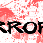 horrorcore plachta banner